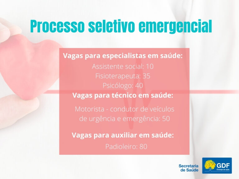 processo-seletivo-secretaria-df-vagas-saude-brasilia