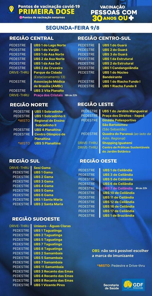 pontos-de-vacinacao-primeira-dose-saude-brasilia-df-covid-segunda