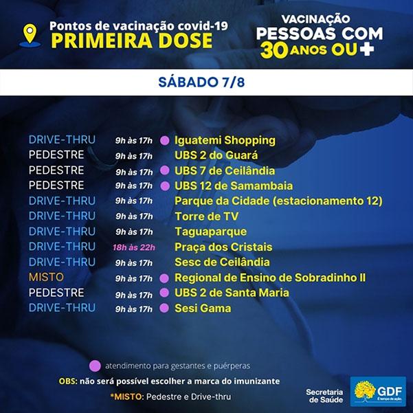 pontos-de-vacinacao-primeira-dose-saude-brasilia-df-covid