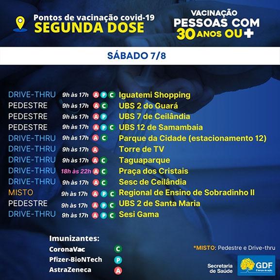 pontos-de-vacinacao-segunda-dose-saude-brasilia-df-covid